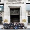 I nostri studenti rientrano in Accademia: concluso il primo corso di dissezione anatomica all'Università di Parigi