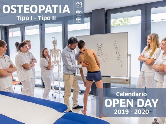 Open Day A.S. 2019-20: primo incontro in programma per sabato 22 e sabato 29 giugno