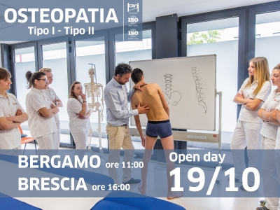Open Day A.S. 2019-20: scopri le date!