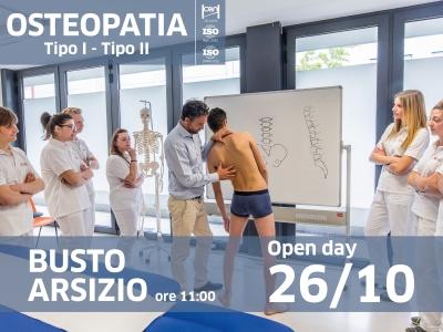 Open Day A.S. 2019-20: scopri le date!