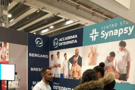 Galleria I nostri corsi in Osteopatia presentati alla fiera Job&Orienta di Verona