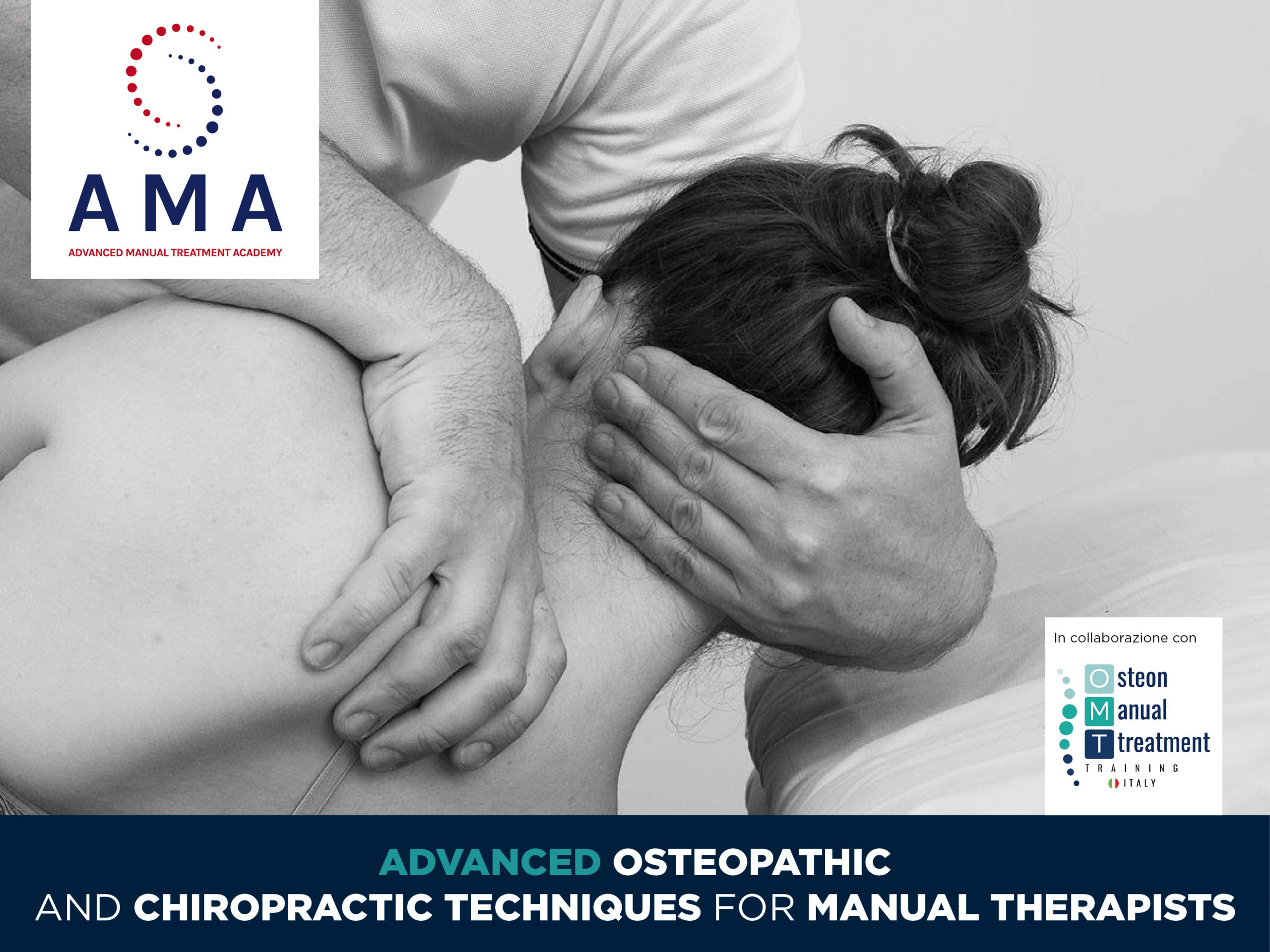 """Advanced Osteopathic and Chiropractic Techniques for Manual Therapists"""
